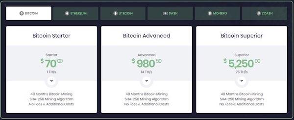 Crypto Mining Biz Cloud